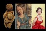 Как менялась мода на женскую грудь