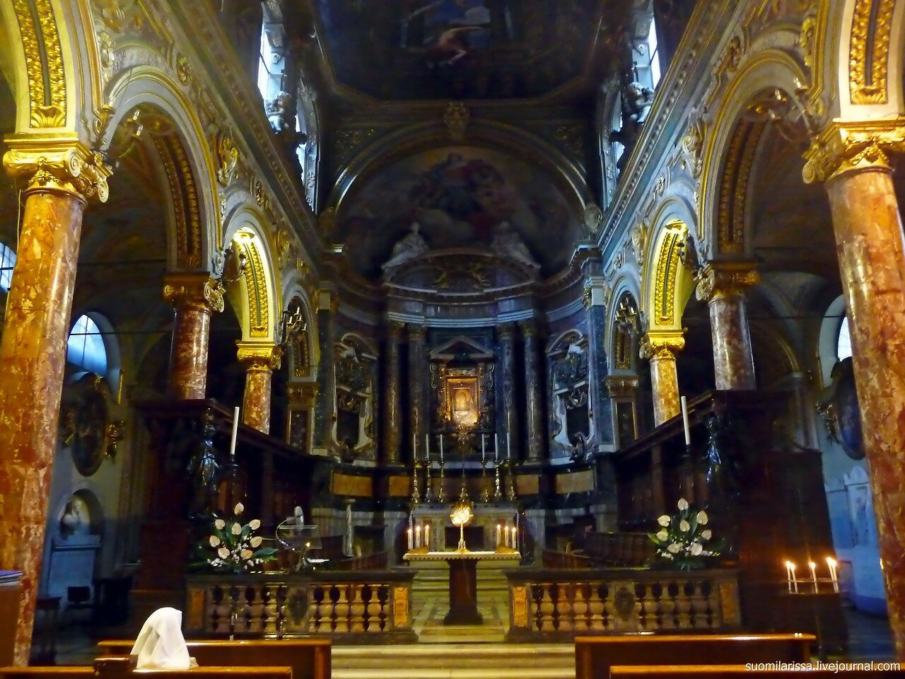 Chiesa  di Santa Maria in Via Lata  (13).jpg