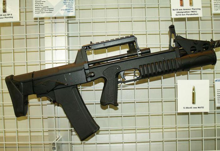 Редкоиспользуемые автоматы российской армии