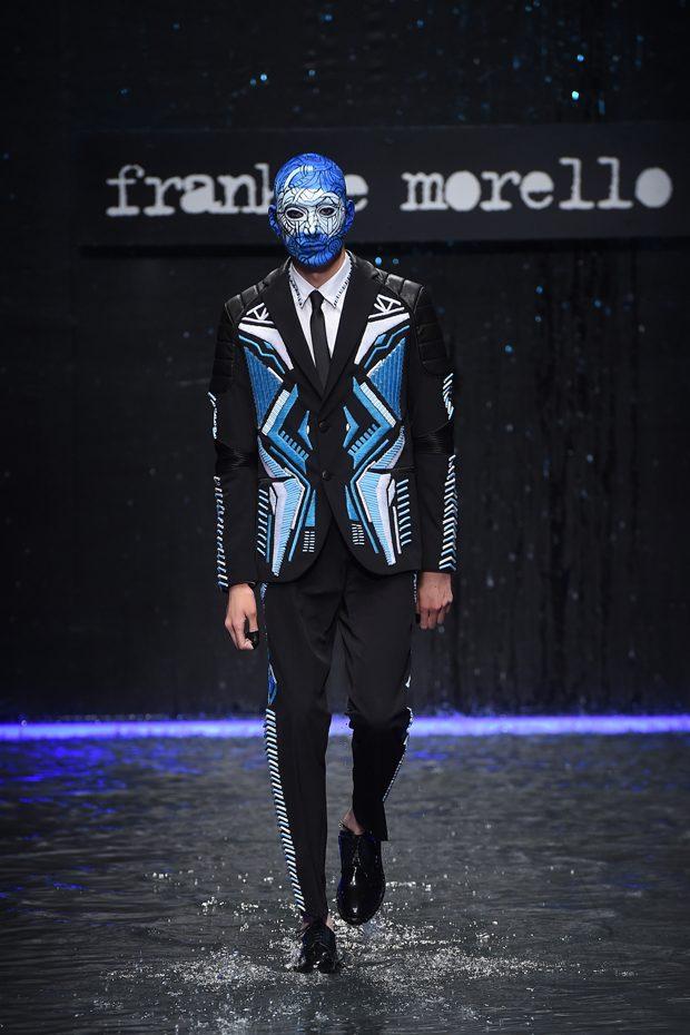 #MFW: Frankie Morello Spring Summer 2018 Collection