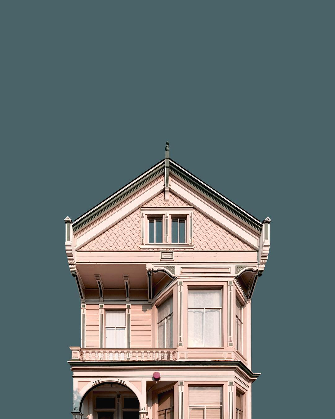 Architectural Collages by Eric Randall Morris
