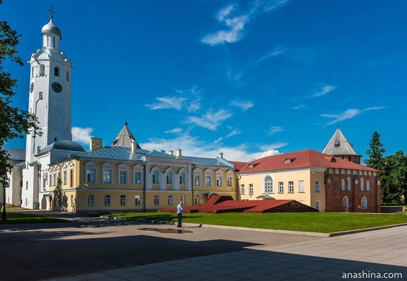 Владычный двор, Новгородский кремль, Великий Новгород