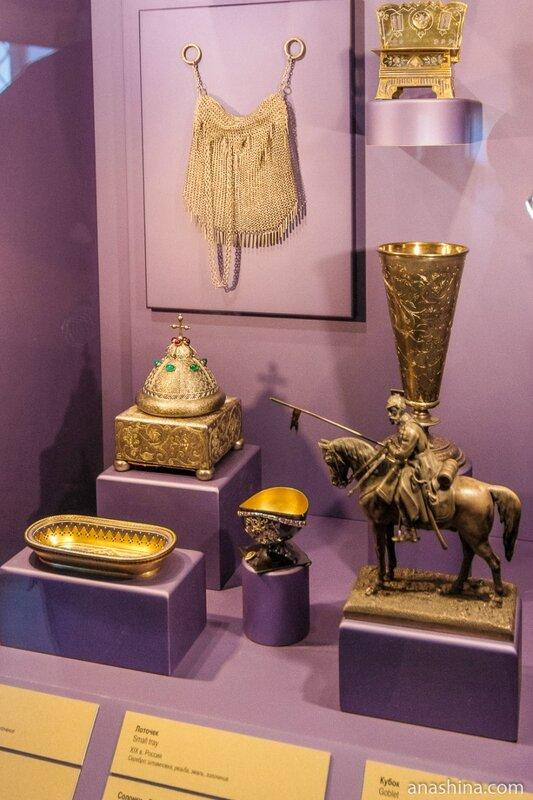 Экспозиция музея, Владычная палата, Великий Новгород