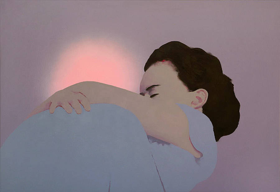 Lovers Painting Series by Puczel (8 pics)