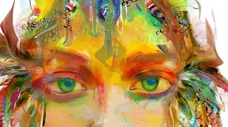 Surreal & Vivid Artwork by Archan Nair