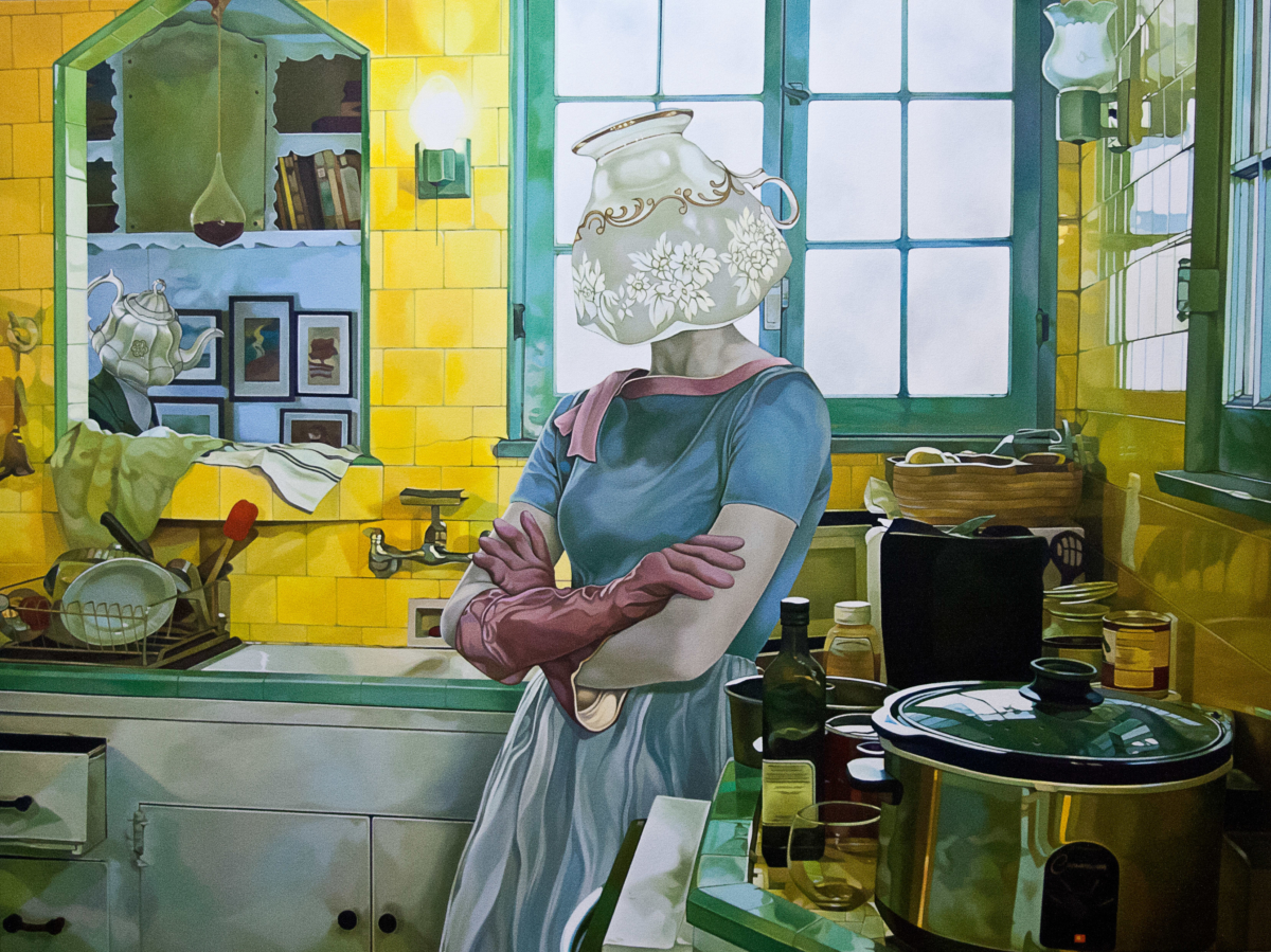 Beside You - A Collection of Narrative Paintings by Jolene Lai