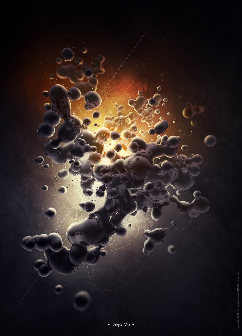 Digital Artist - Maxime des TOUCHES aka elreviae