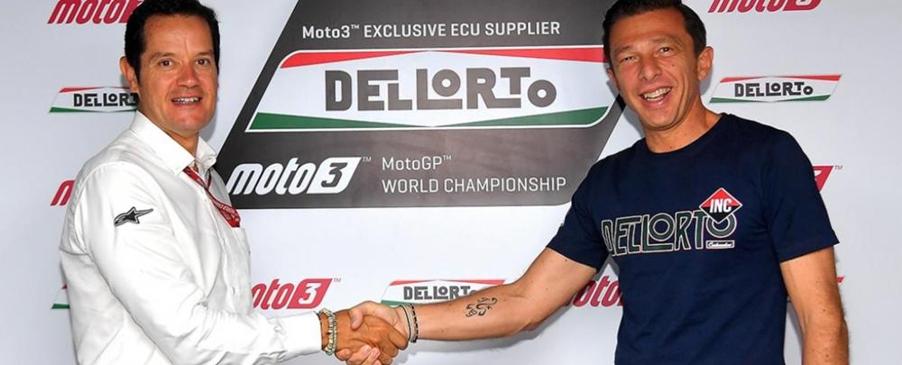 Компания Dell'Orto Spa продолжит поставлять ECU в Moto3 до 2020 года