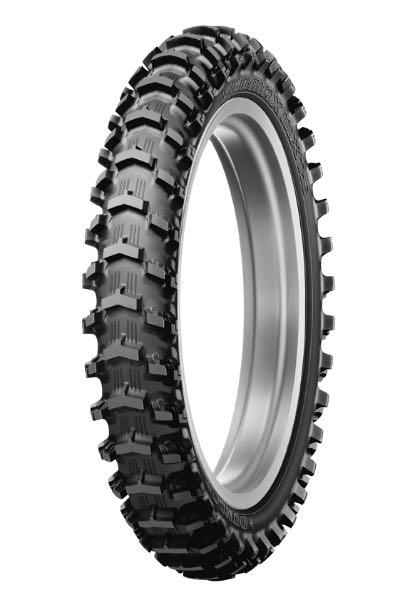 Новая мотокроссовая резина Dunlop Geomax MX12