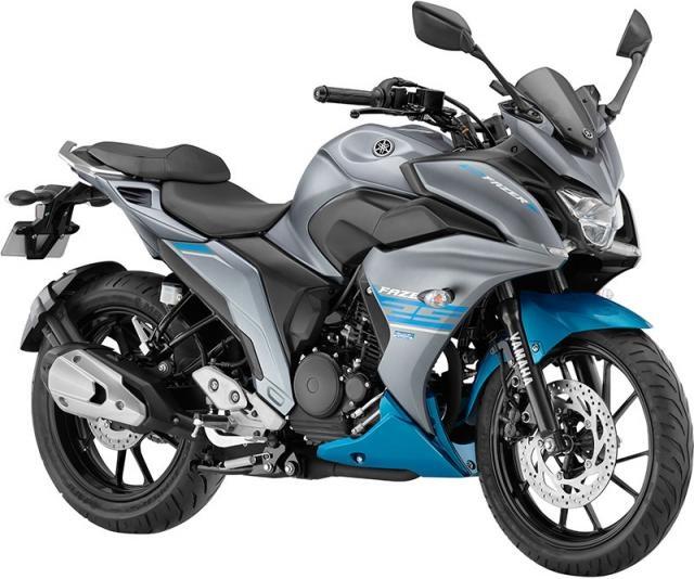 Новый мотоцикл Yamaha Fazer25 (Индия)