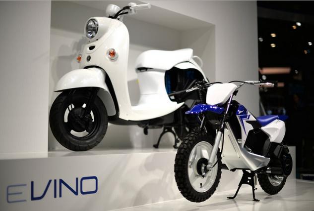 Yamaha представит несколько электробайков на мотошоу в Лас-Вегасе