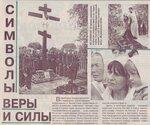 Библиотека Кобринского военно-исторического музея г.Кобрина. Газеты. 2008