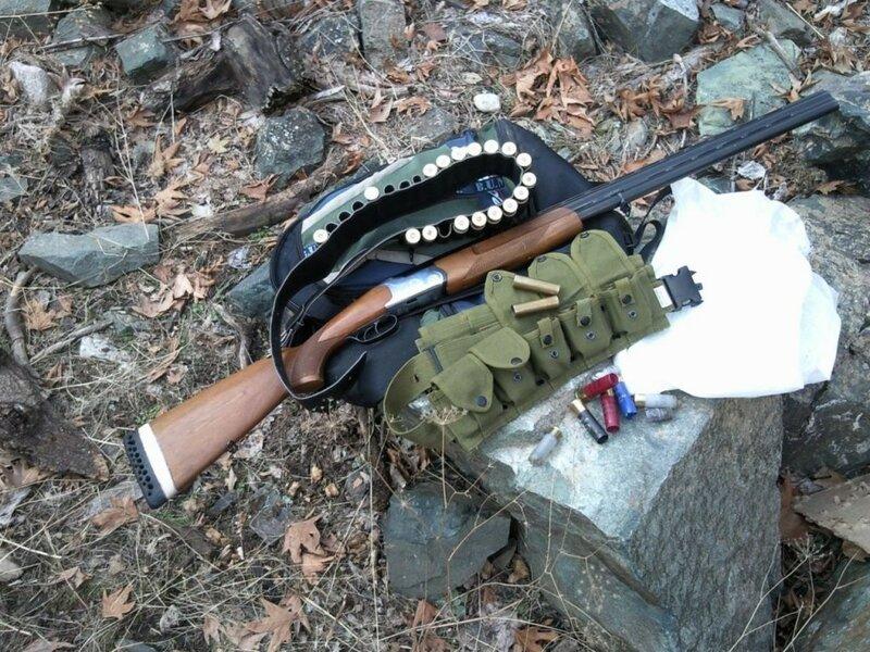 Экипировка ружья