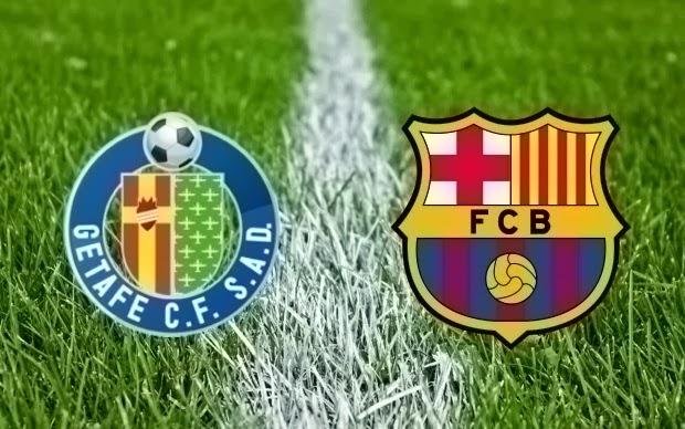 Хетафе - Барселона (16.09.2017) | Чемпионат Испании 2017/18 | 4-й тур