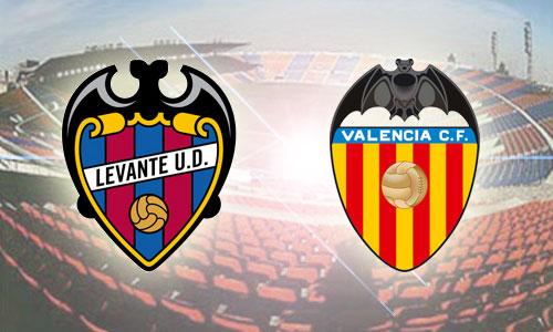 Леванте - Валенсия (16.09.2017) | Чемпионат Испании 2017/18 | 4-й тур