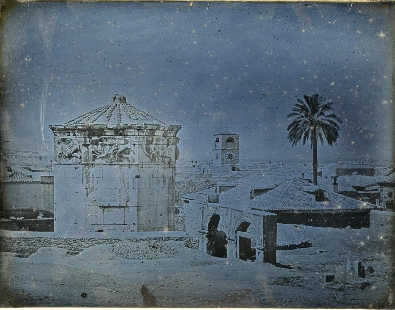 Афины. Башня Ветров