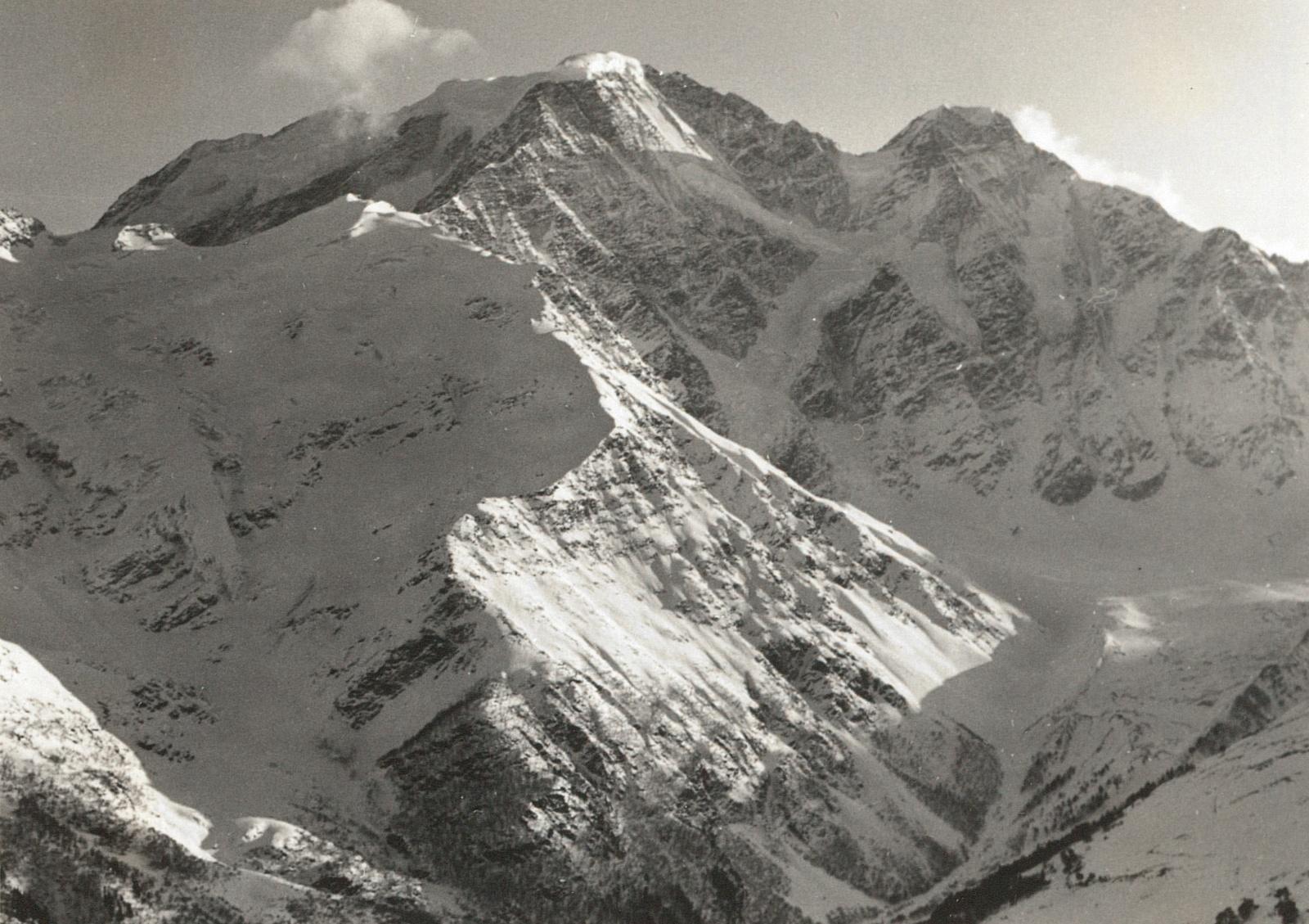 Центральный Кавказ.  Донгузорун (4452 м)