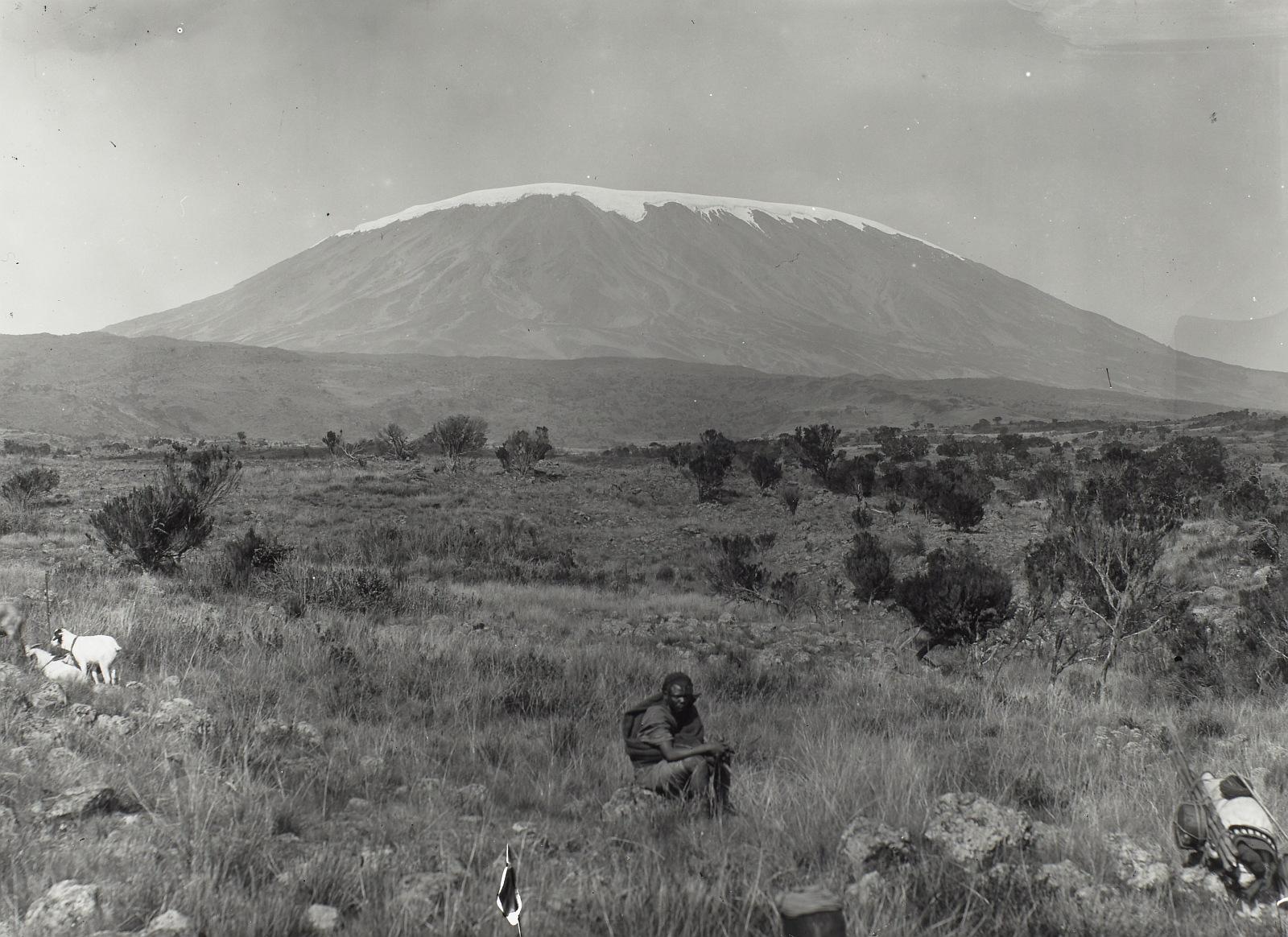 10. Килиманджаро. Кибо