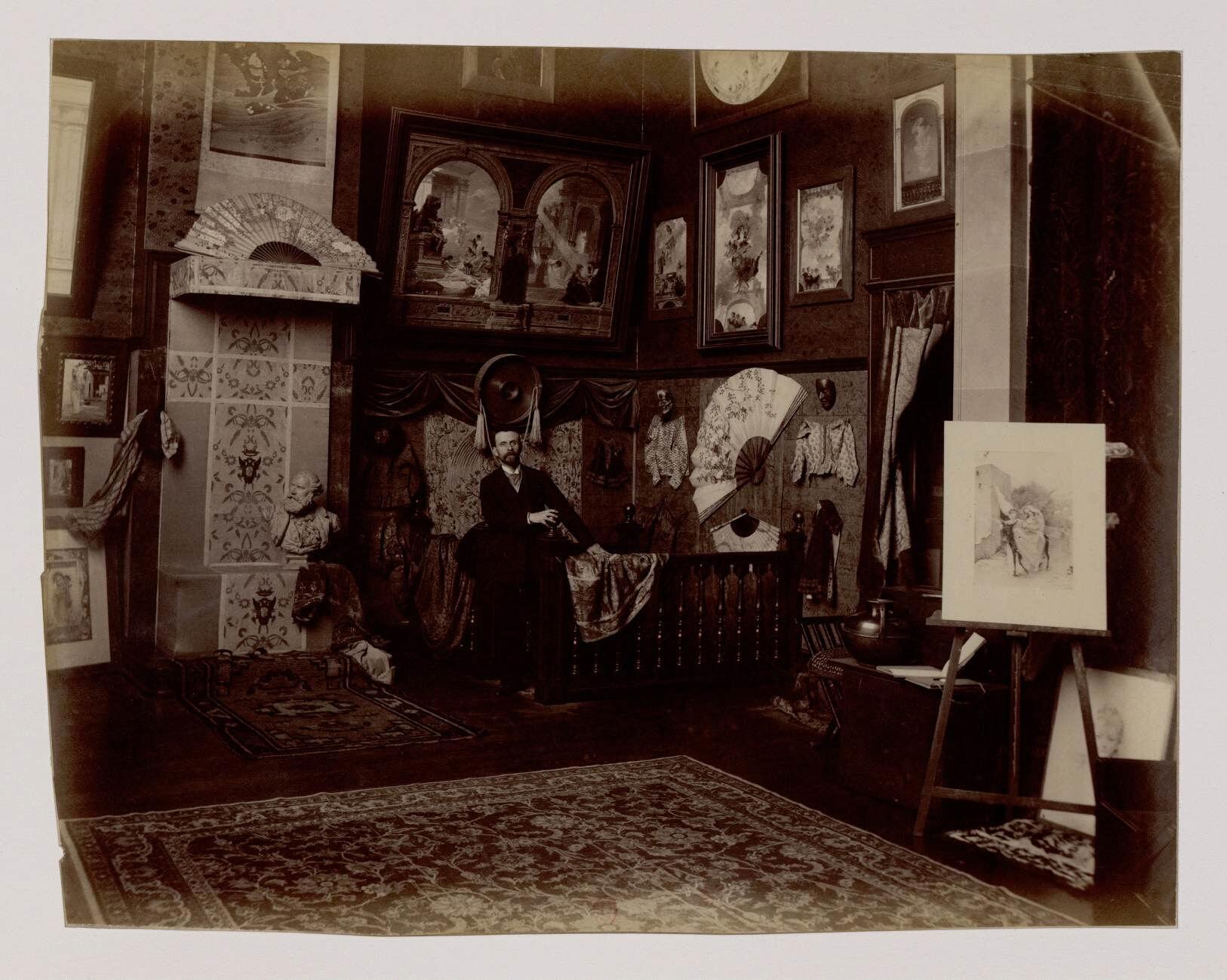 03. Гийом Дюбуа (1853-1909) (живописец)