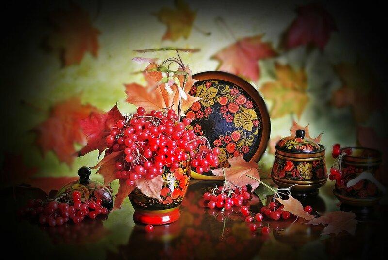 Осенние мотивы...