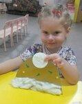 Важенина Ангелина (рук. Лелетко Наталья Дмитриевна) - Шапочка для деда мороза