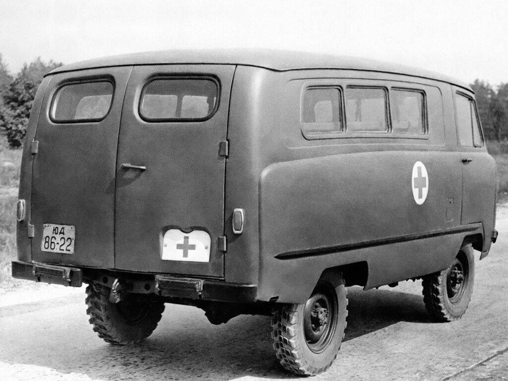 УАЗ-450А Опытный (№003,004,005) '1956 2.jpg