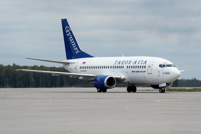 Boeing 737-505 (EK73797) Taron Avia 0011_D706459