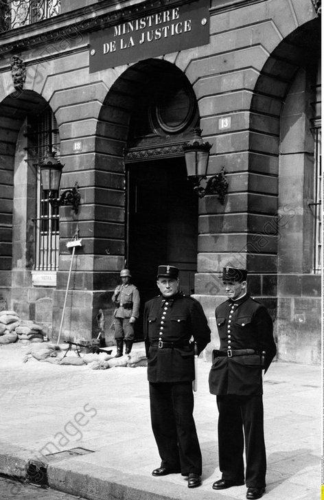 2.WK., Frankreich Paris Besatzung 1940