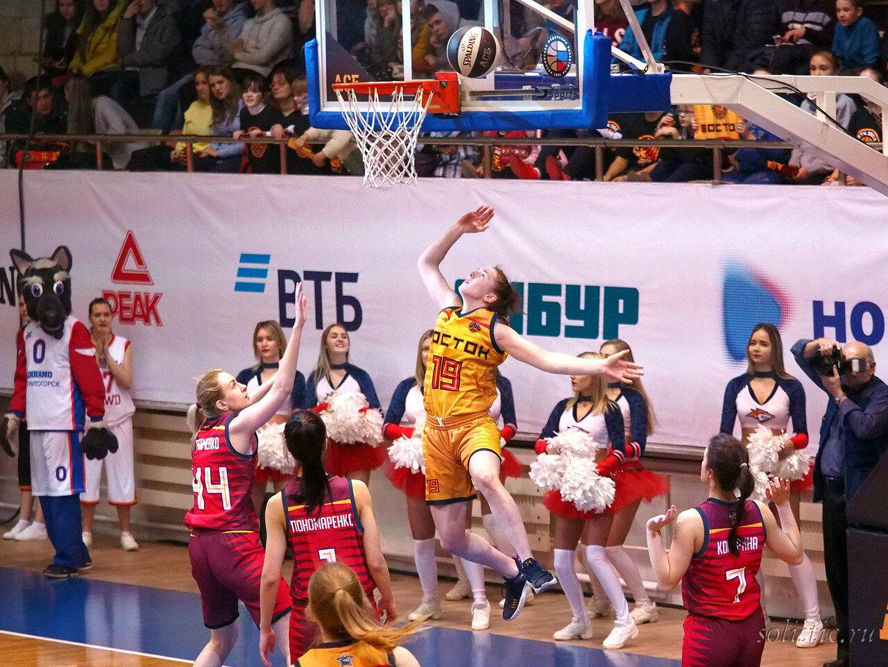 103 Матч звезд АСБ 2018 (ассоциации студенческого баскетбола)