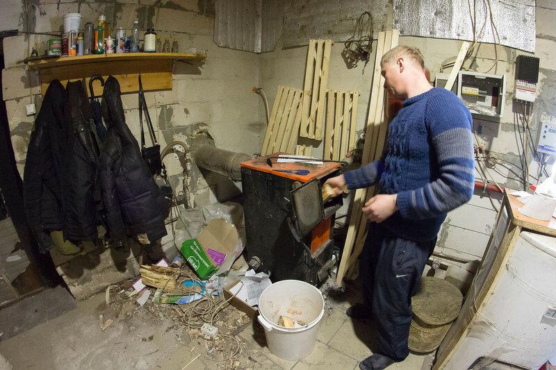 Фермеры Тверской области, Переселение в поселение