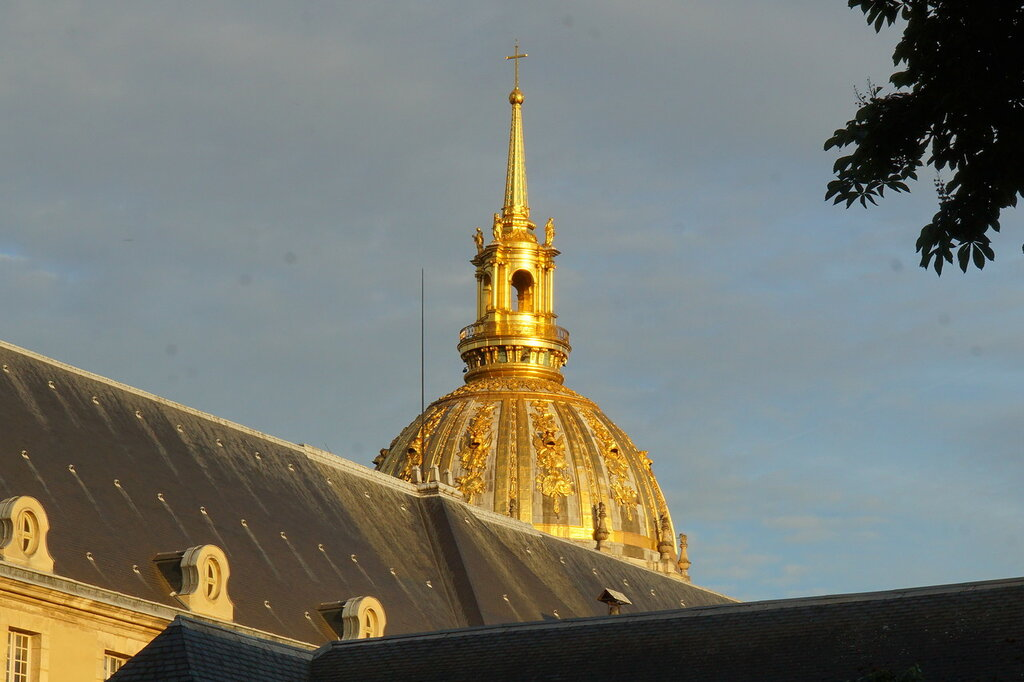 Золото собора Инвалидов