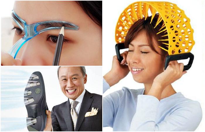 Забавные японские изобретения