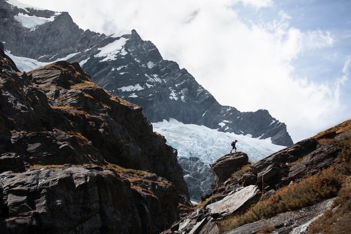 Новая Зеландия на снимках Бек Килпатрик