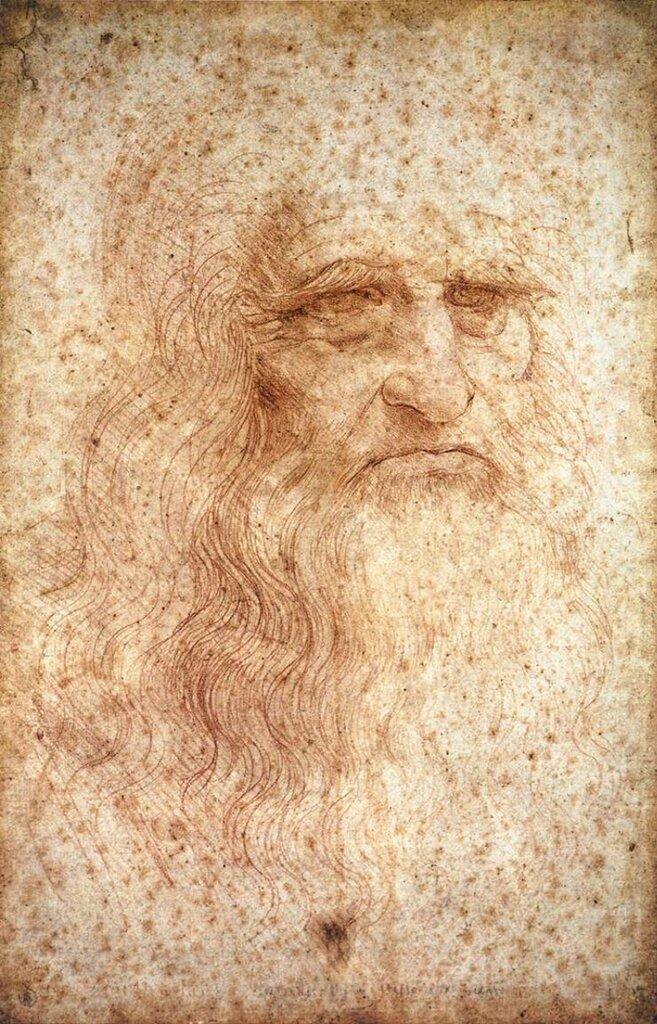 Автопортрет (ок.1512) (Турин, библиотека Реал).jpg
