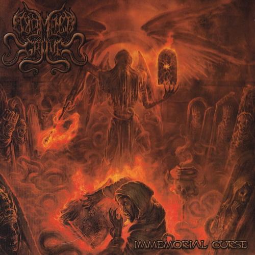 Dig Me No Grave - 2017 - Immemorial Curse [Satanath Rec., SAT173, Russia]