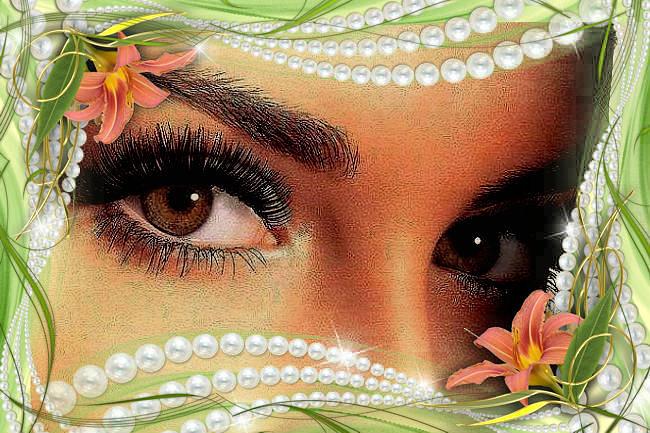 30 октября День карих глаз. Поздравляю!