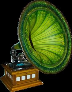 граммофон