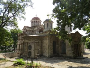 Церковь Иоанна Предтечи - Достопримечательности Керчи