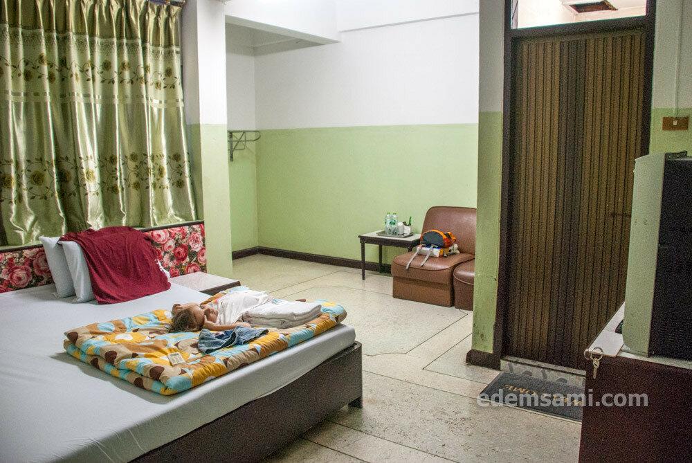 Отель в Хатъяе