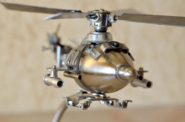 Вертолёт Циклоп...