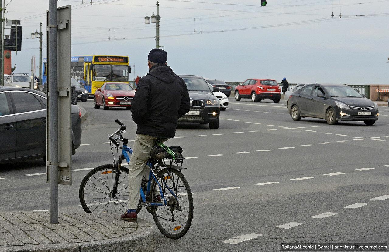 Питер велосипедный