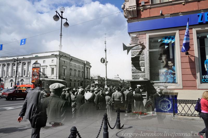 0 17f273 4720b180 orig - Ленинградская блокада: реалистичные воспоминания петербуржца