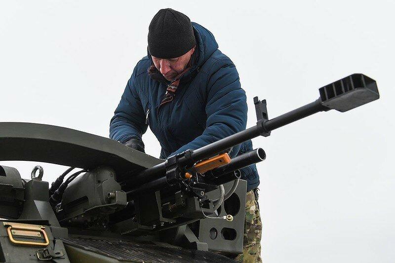 0 17f83e 9951629e XL - Нерехта - боевой робот Красной Армии
