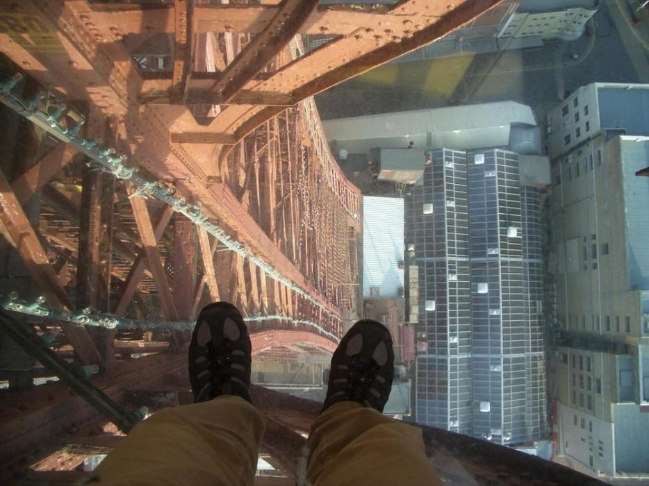 20. Его высота — 157 метров, а на самой вершине находится смотровая площадка. С ее высоты открываетс
