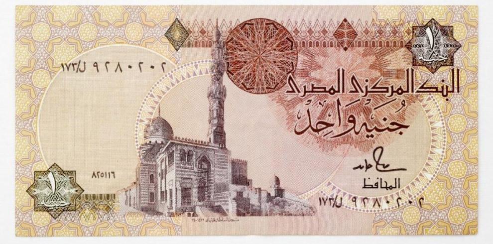 23. 100 дирхамов с торговым центром в Дубае. Водяной знак в виде сокола.
