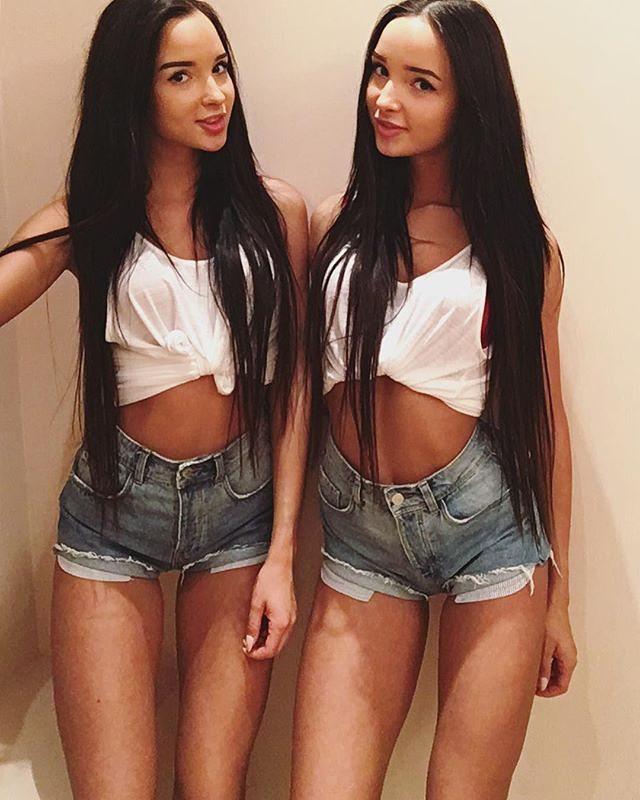 25 фотографий самых соблазнительных двойняшек