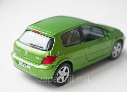 Kinsmart Peugeot