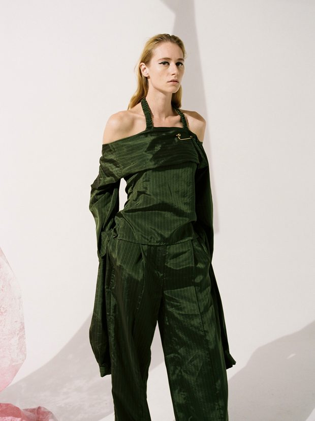 Discover Juslin Maunula Spring Summer 2018 Collection (25 pics)
