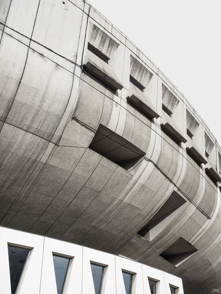 Stunning Brutalist Architecture Pictures
