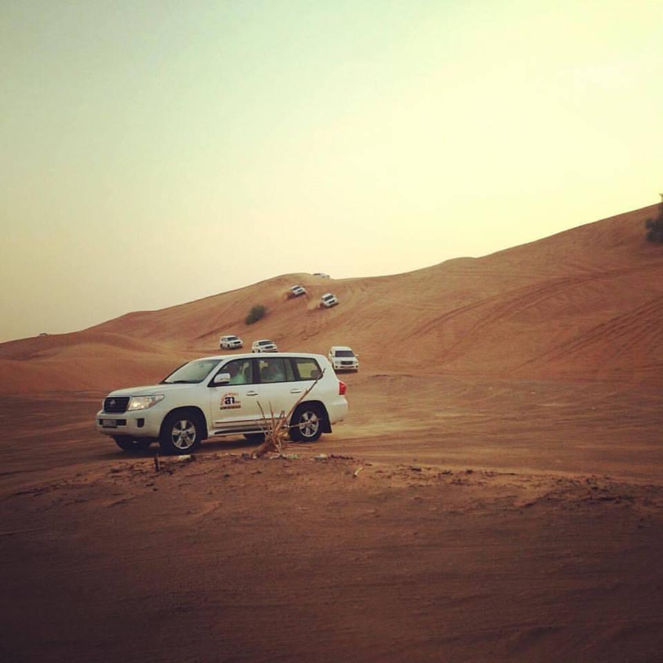 Увлекательные туры в ОАЭ